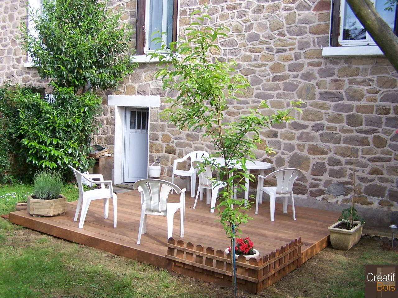 terrasse bois brive corr ze 19 r alisation terrasses. Black Bedroom Furniture Sets. Home Design Ideas