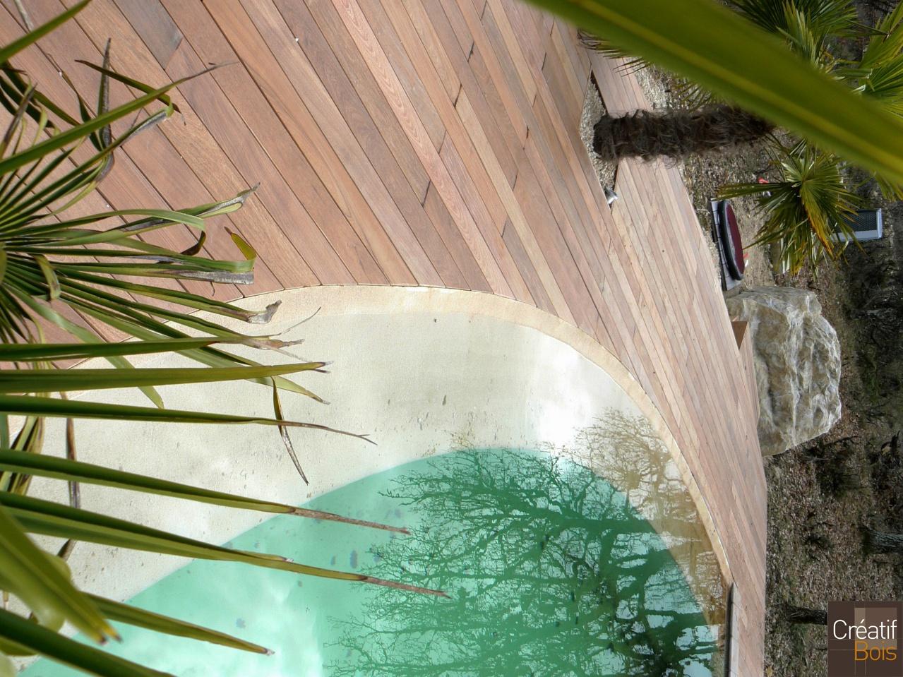 Plage de piscine cahors lot 46 plages de piscine for Entretien jardin cahors
