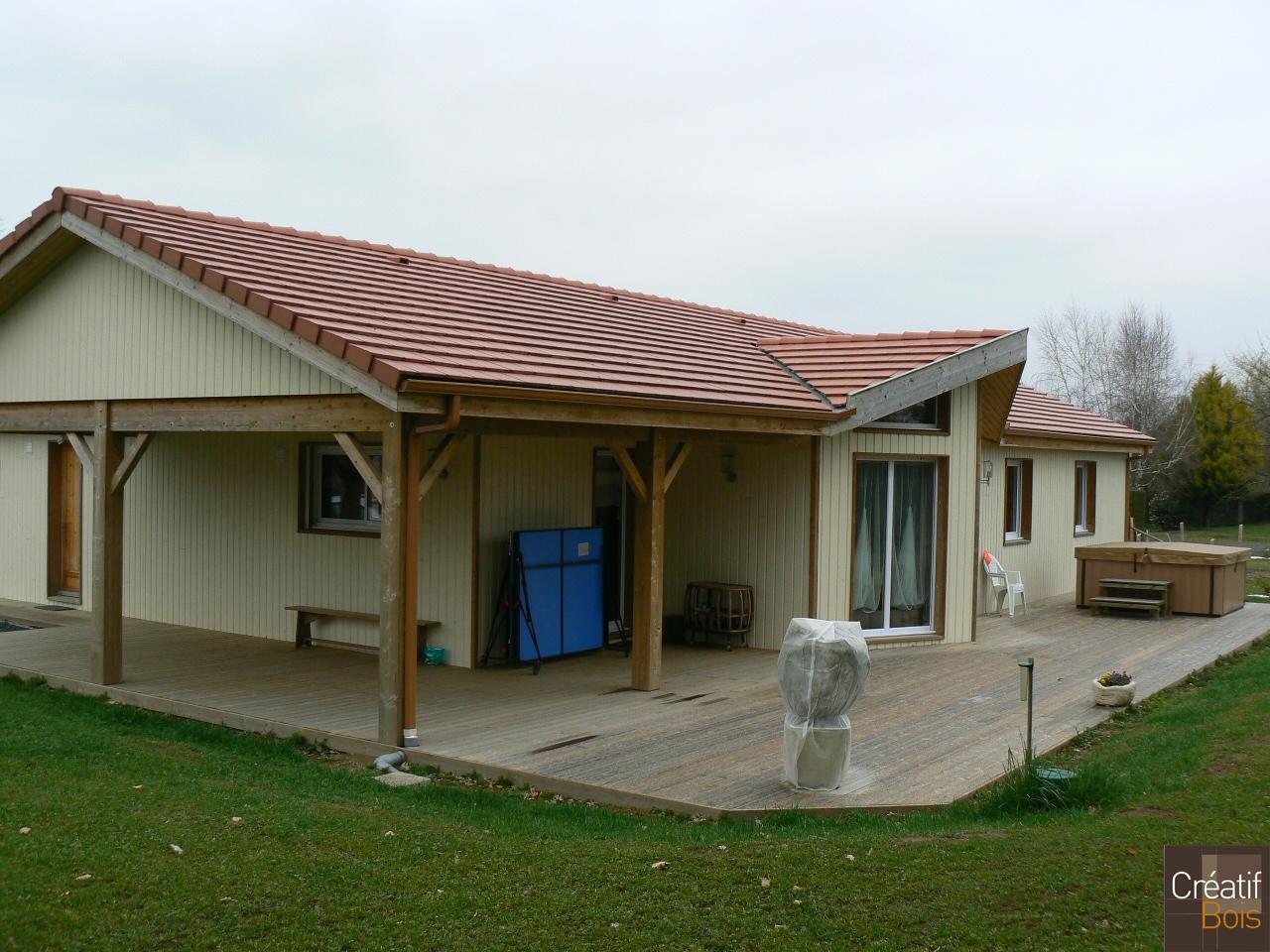 Bois  Galerie  Créatif Bois réalisation de terrasses en bois