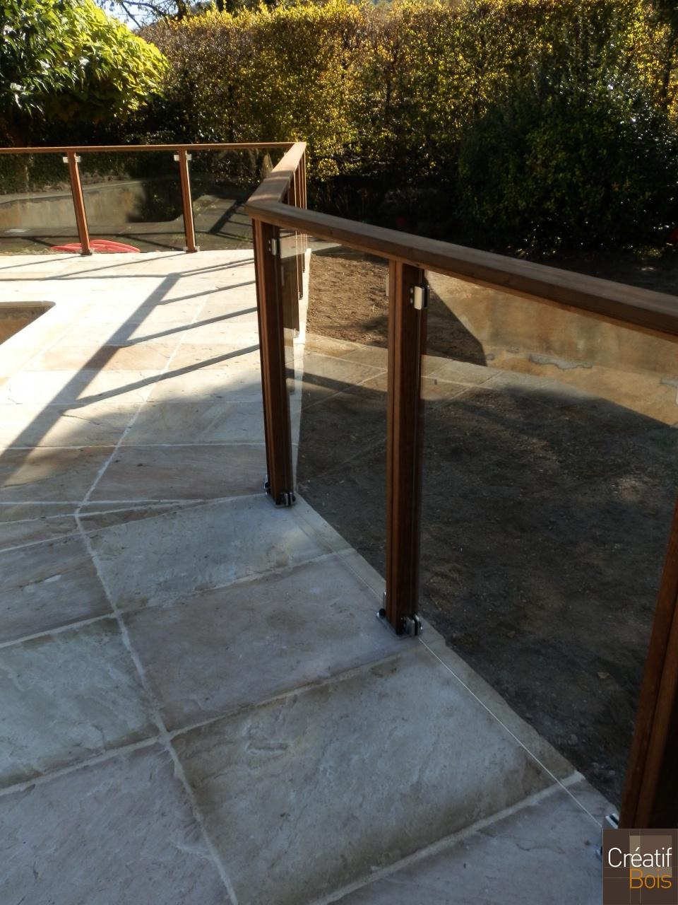 barriere de piscine 24 borez garde corps galerie. Black Bedroom Furniture Sets. Home Design Ideas