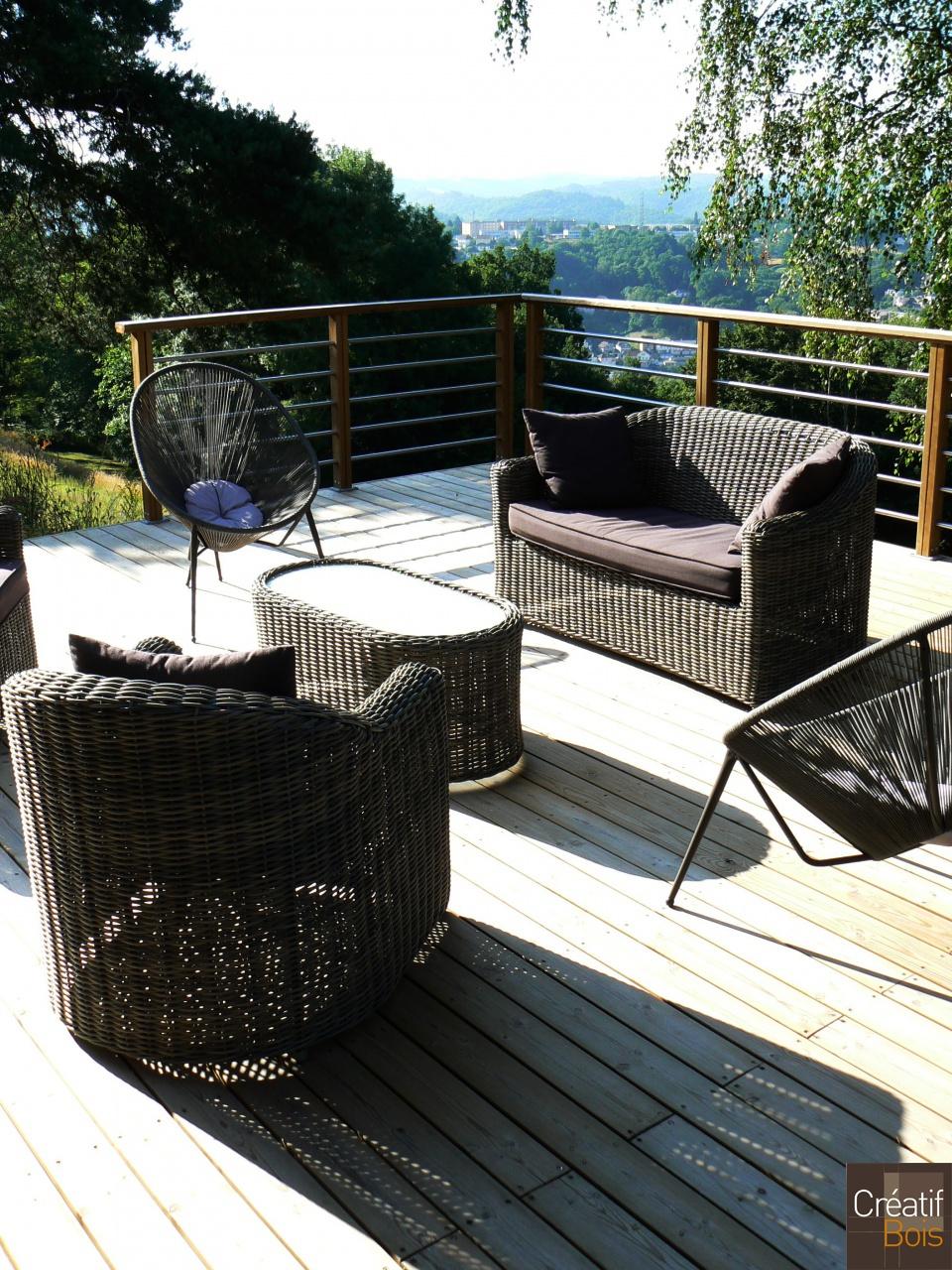 terrasse sur sol stable tulle corr ze 19 r alisations. Black Bedroom Furniture Sets. Home Design Ideas