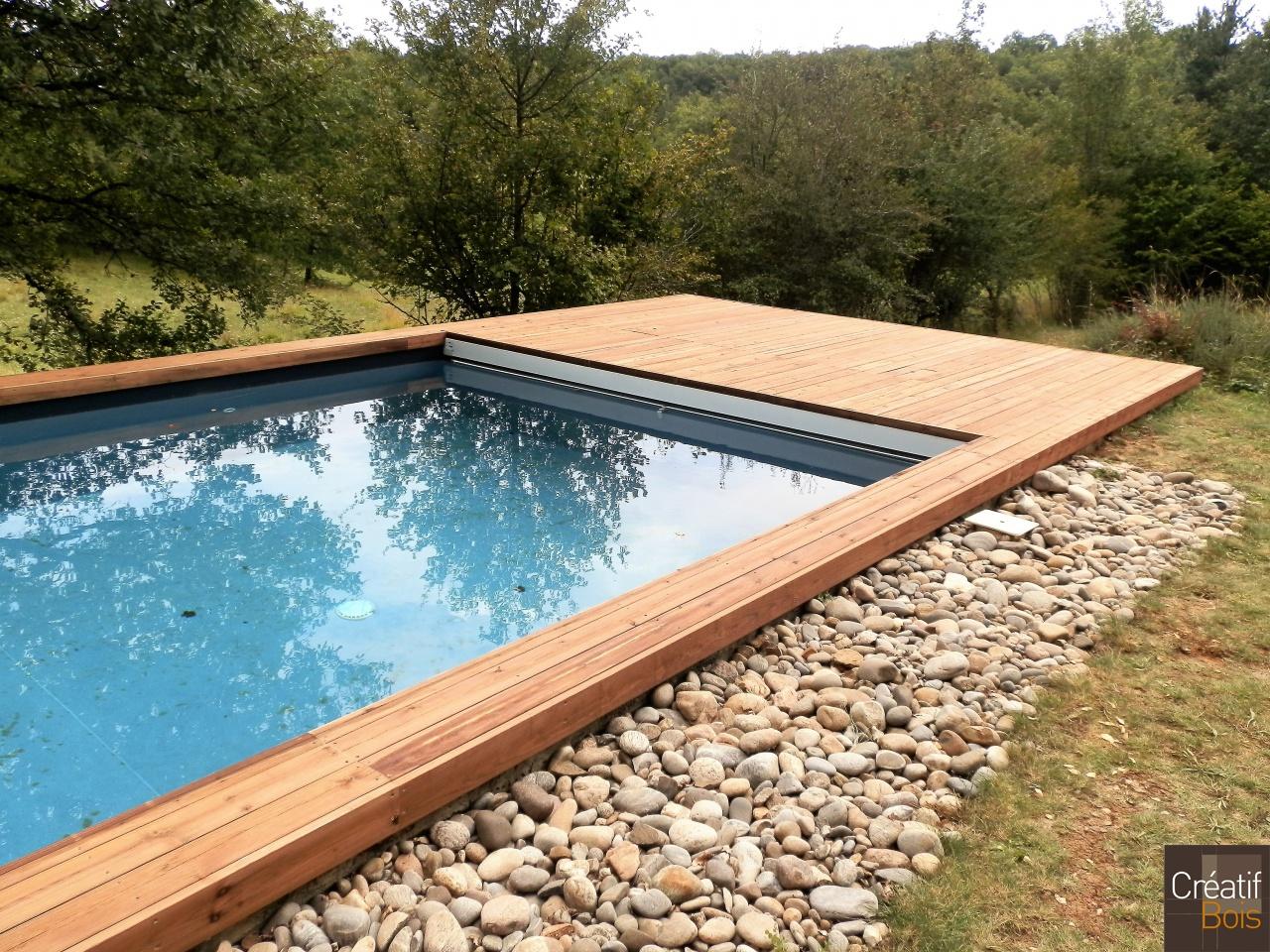plage de piscine sarrazac lot 46 plages de piscine. Black Bedroom Furniture Sets. Home Design Ideas