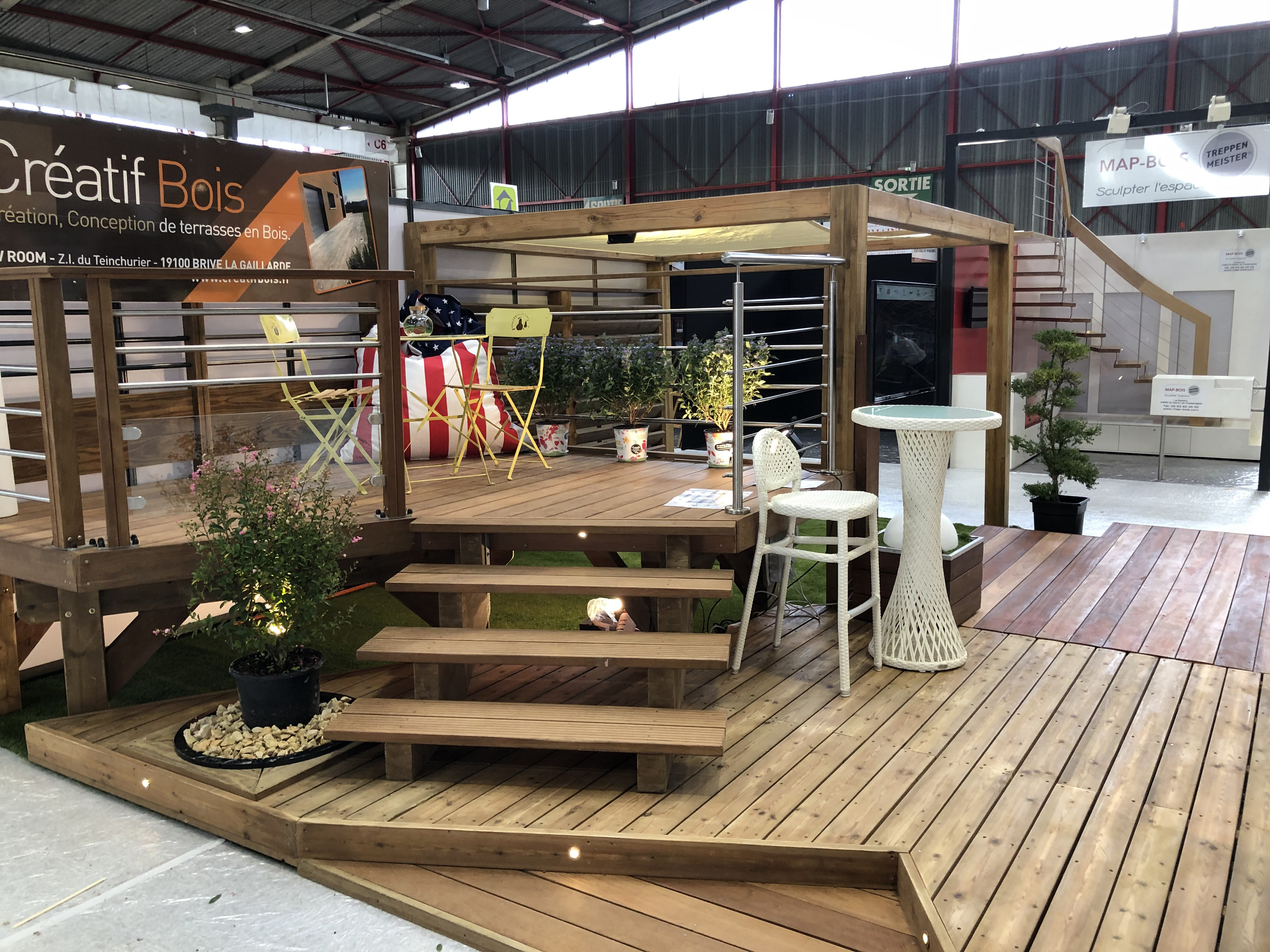 Notre stand foire de Limoges 2017