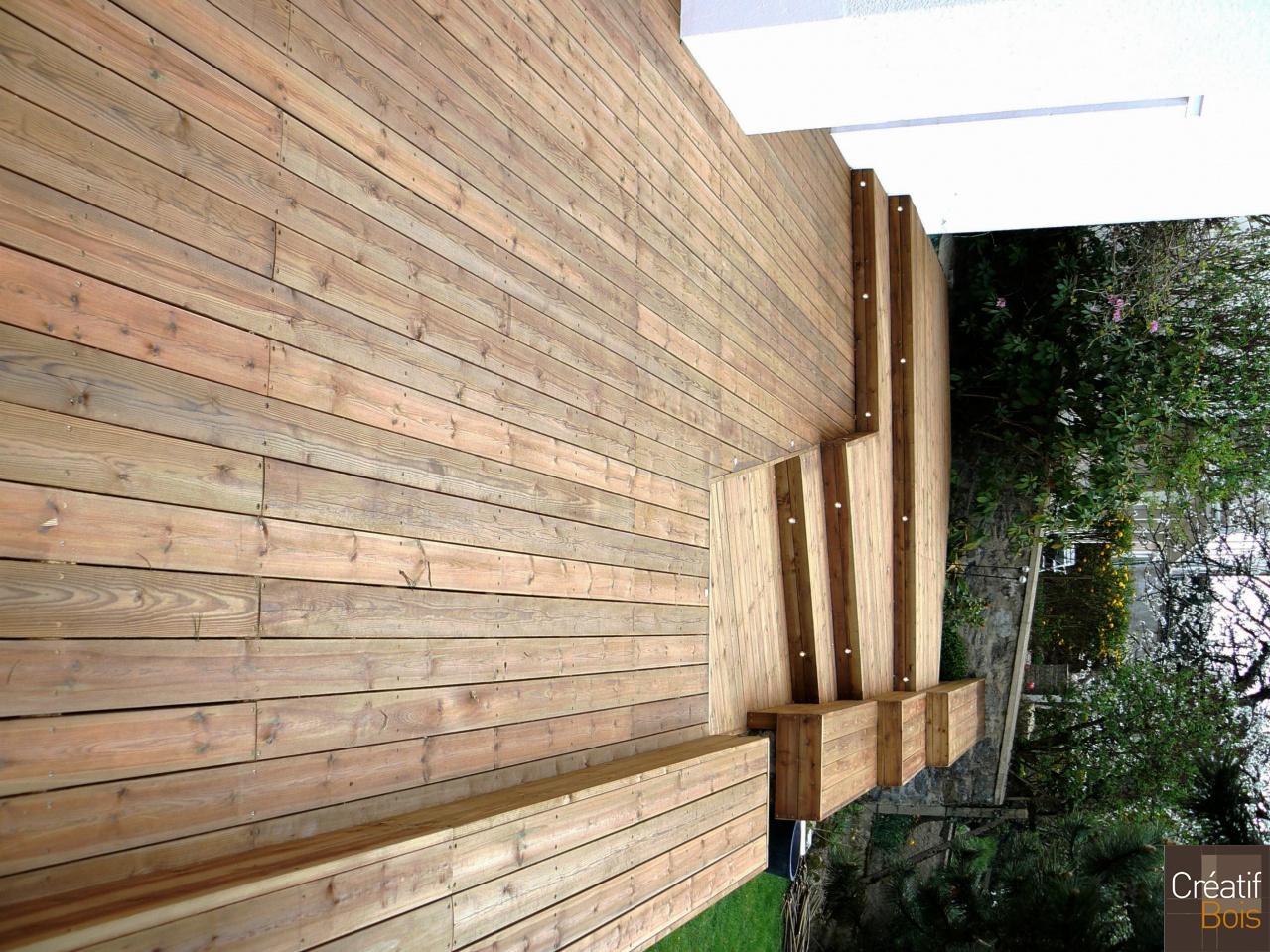 Creuse 23 Gueret Creation Et Conception D Une Terrasse En Bois